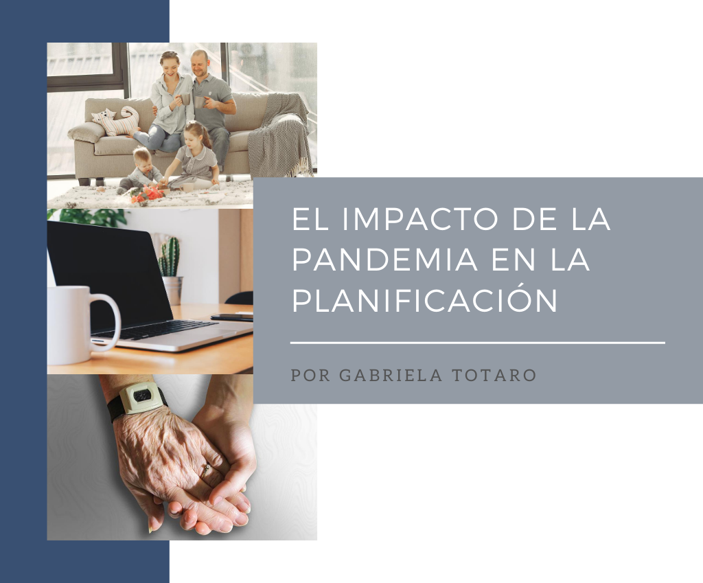 El impacto de la pandemia en la planificación